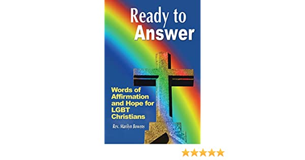 Ready to Answer: Words of Affirmation and Hope for Lgbt Christians