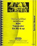 img - for Caterpillar 955K Traxcavator Service Manual (SN# 85J) book / textbook / text book