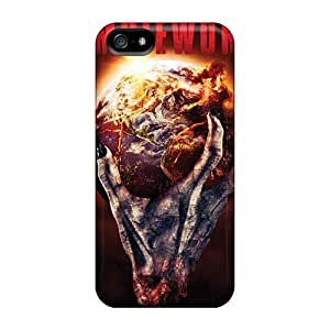 Durable Hard Phone Covers For Iphone 5/5s (lOq2664vIcw) Support Personal Customs High Resolution Strange Magic Series