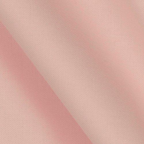 Robert Kaufman Kona Cotton Pearl Pink Fabric by The Yard, (Pink Kona Cotton Fabric)