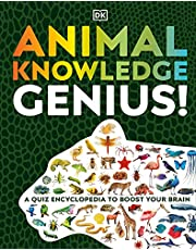 Animal Knowledge Genius: A Quiz Encyclopedia to Boost Your Brain