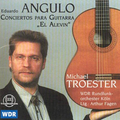 Price comparison product image Angulo: Conciertos Para Guitar El Alevin by Michael Troester