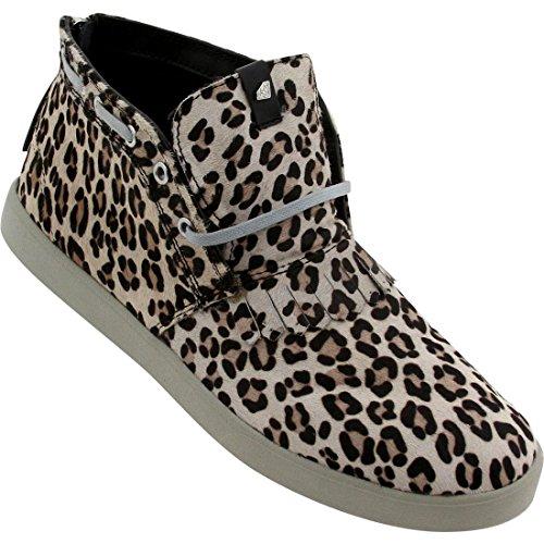 Diamond Supply Co X Ibn Jasper - Sneeuwluipaard (bruin / Luipaard)