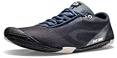 Tesla Men's Barefoot Training Running Trail Shoes BK30-KG_250