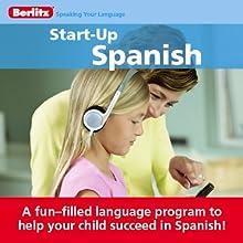 Start-Up Spanish Audiobook by  Berlitz Narrated by  Berlitz