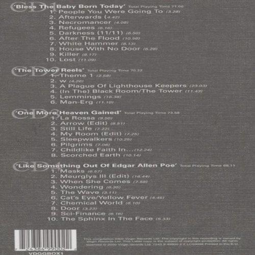 Van Der Graaf Generator - The Box - Amazon.com Music