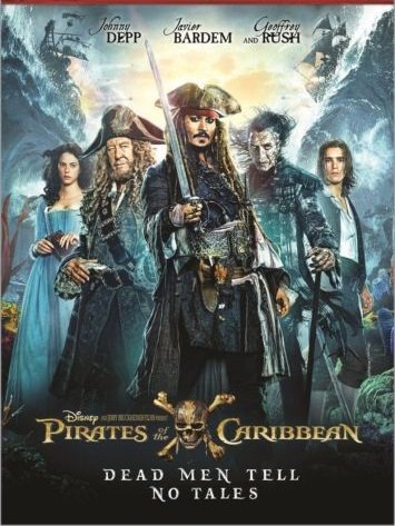 Pirates Of The Caribbean  Dead Men Tell No Tales   Movies 2017