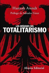 Los orígenes del totalitarismo par Arendt