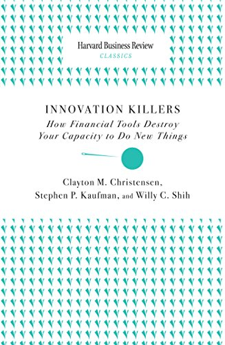 Amazon Innovation Killers How Financial Tools Destroy Your