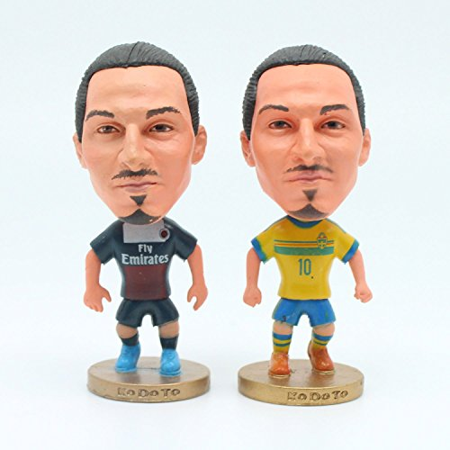 """High 2.5"""" Paris Saint-Germain PSG Zlatan Ibrahimovic for sale  Delivered anywhere in USA"""