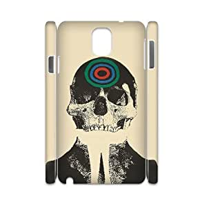 ANCASE Skull Art 6 Phone 3D Case For Samsung Galaxy note 3 N9000 [Pattern-6]