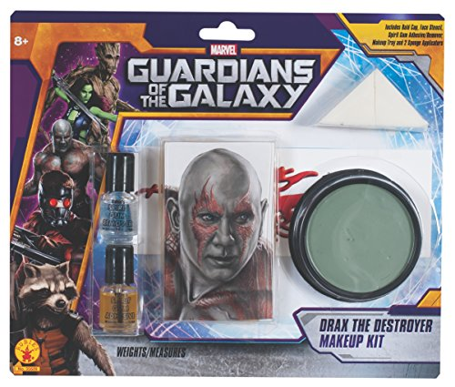 Rubies Guardians of the Galaxy Drax Destroyer Costume Make-Up Kit for $<!--$8.90-->