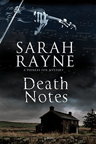 Death Notes (A Phineas Fox Mystery Book 1)