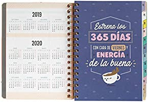 Mr Wonderful 2019/20 Diario - Agenda Clásica