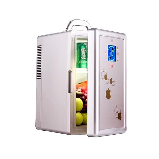YZY-Refrigerador de coche 16L Caja Fría Portátil Refrigeradores ...