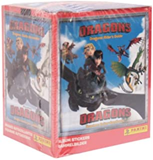 Le livre des dragons-Sticker 25 PANINI-DRAGONS