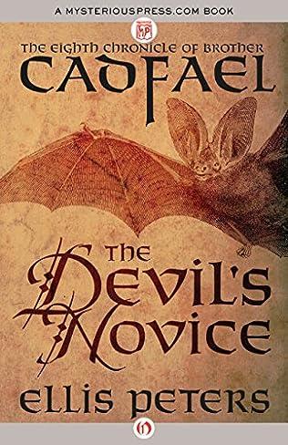 book cover of The Devil\'s Novice