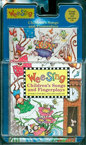 Preschool Cd - Wee Sing Children's Songs and Fingerplays
