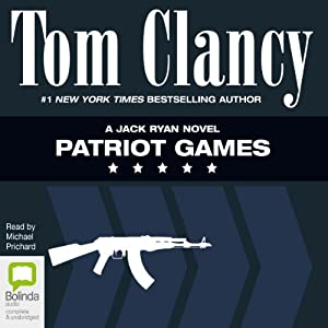 Patriot Games Audiobook