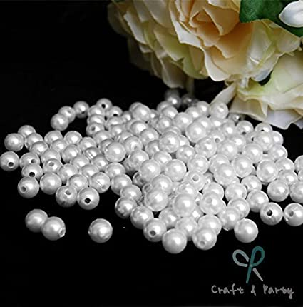 Amazon Craft And Party Pearl 1 Lbs Loose Beads Vase Filler