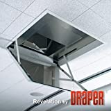 Best Draper Inc Projector Mounts - Revelation Motorized Ceiling-Recessed Projector Mount Style: Model B Review
