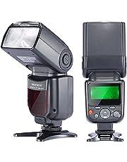 Neewer NW760 TTL Flash Speedlite Remoto con Pantalla LCD para Canon 7D Mark II 5D Mark II III IV IV 1300D 1200D 1100D 750D 700D 650D 600D 550D 500D 100D 80D 70D 60D y otras más