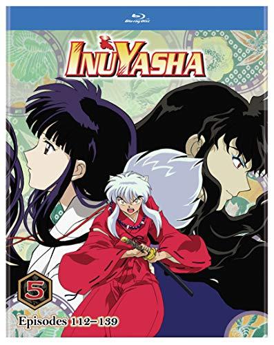Inuyasha Set 5 (BD) [Blu-ray]