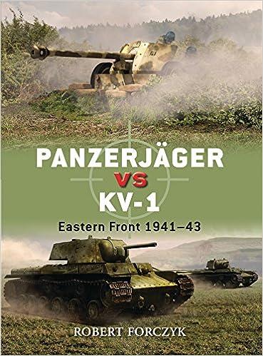 Como Descargar Libros Para Ebook Panzerjäger Vs Kv-1: Eastern Front 1941–43 Epub Ingles