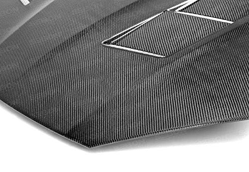 Seibon TS-Style Carbon Fiber Hood for 2013- up Hyundai Genesis 2DR 2dr Seibon Carbon Fiber Hood