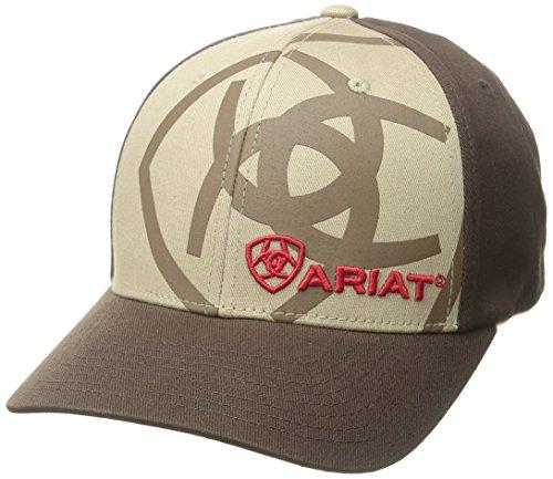 hadow Logo Hat, Tan, Large/X-Large (Logo Flex Hat)