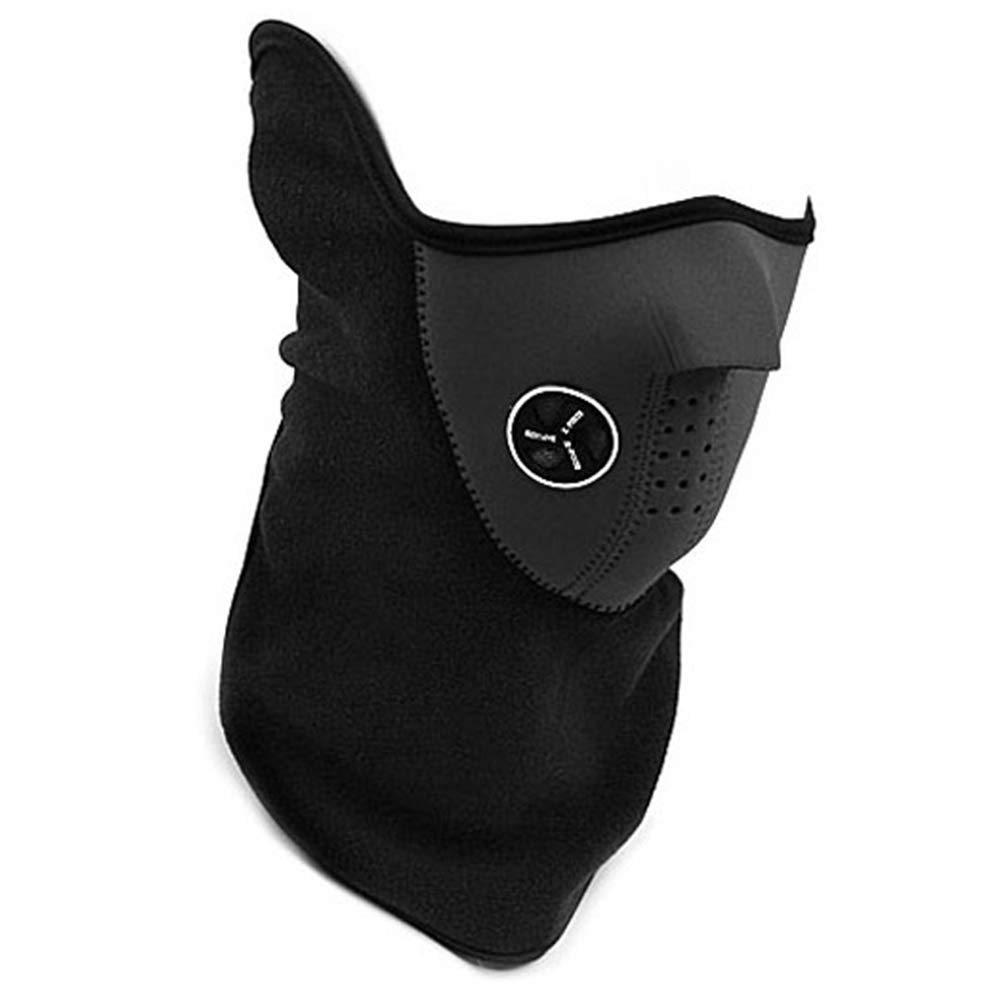 Sunny Clover 1PCS Windproof Ski Mask Neck Warmer Full Face Mask Motorcycle Accessories Ideal for Outdoor Riding Hiking Fishing Use