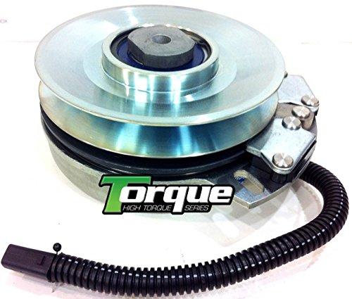 Replaces John Deere Electric PTO Clutch TCA15488 - w/ Bea...