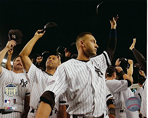New York Yankees Derek Jeter, Last Game At (Old) Yankee Stadium 8x10 - At Shops The Legends