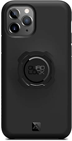 Quad Lock Moto Mount Support Smartphone One Size Noir