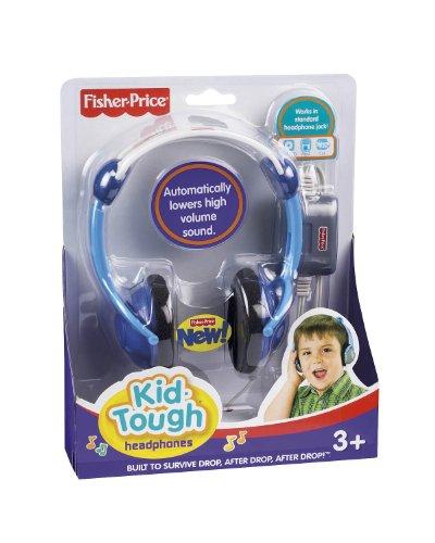 Fisher Headphones Price - Fisher-Price Kid-Safe Headphones Asst.