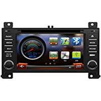 Rupse For 2011 2012 2013 Jeep Grand Cherokee Car DVD Player With BT/Ipop/SD/Handsfree Navigation System