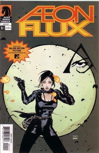 Aeon Flux, #1 (Comic Book)