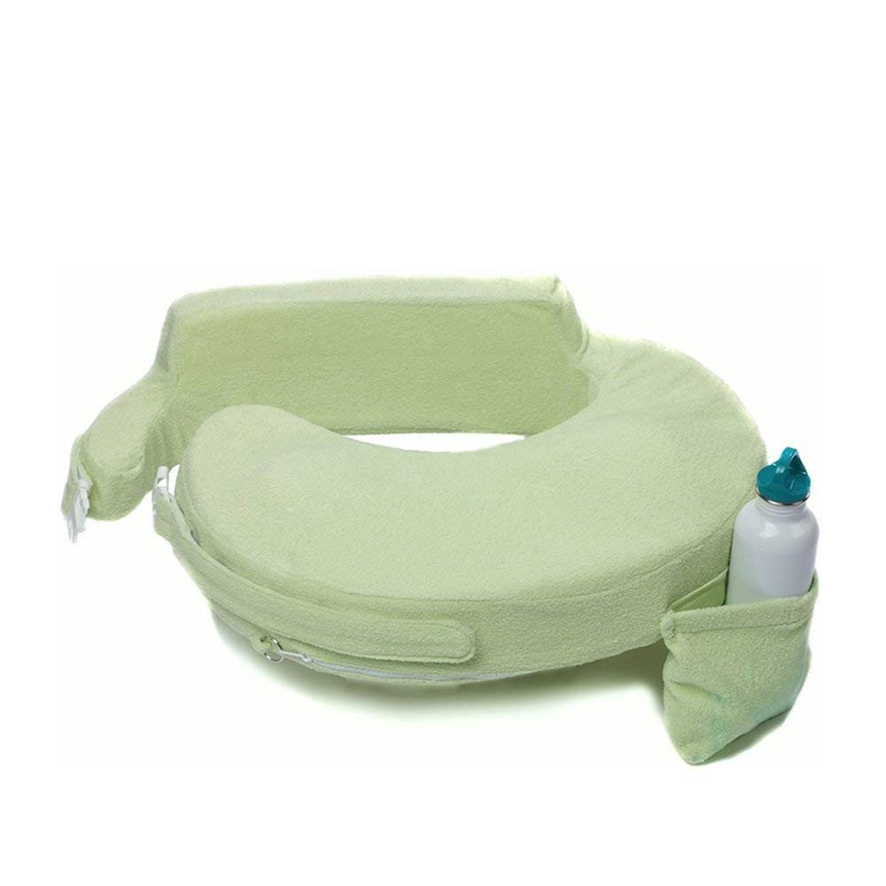 Comfortable Pillow Nursing Pillow Baby Feeding Pillow Pillow Multi-Function Baby Pillow Learning Pillow Pregnant Woman Waist (Color : F) (Color : A)