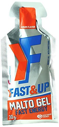 Fast & Up Malto Gel Fast Energy – 150 g (Pack of 5)