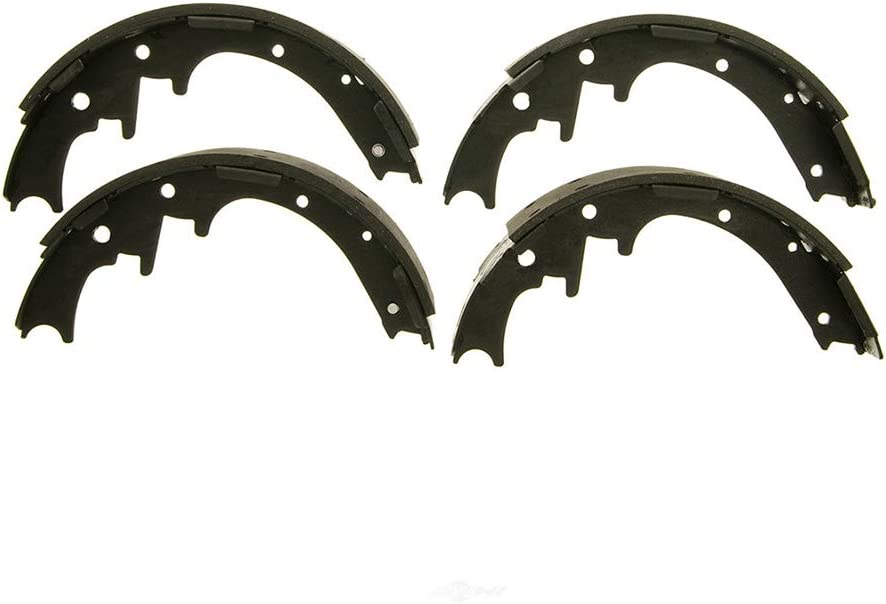 AutoDN REAR Drum Brake Shoe Set For FORD RANGER MAZDA B2300 B2500 B3000 2001-05