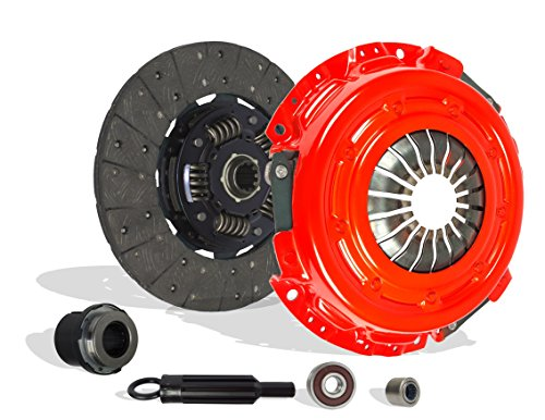 Chevrolet S10 Clutch Kit (Stage 1 Clutch Kit For Chevrolet S-10 T-10 Chevy Blazer 4.3L V6)