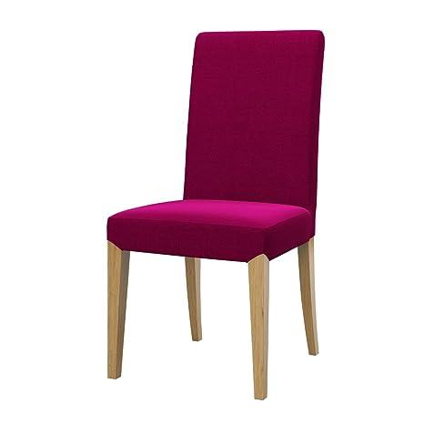 Soferia - IKEA HENRIKSDAL Funda Silla, Elegance Dark Pink