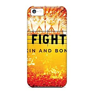 AaronBlanchette Iphone 5c High Quality Cell-phone Hard Cover Custom Trendy Foo Fighters Pattern [rHs7571Bziw]