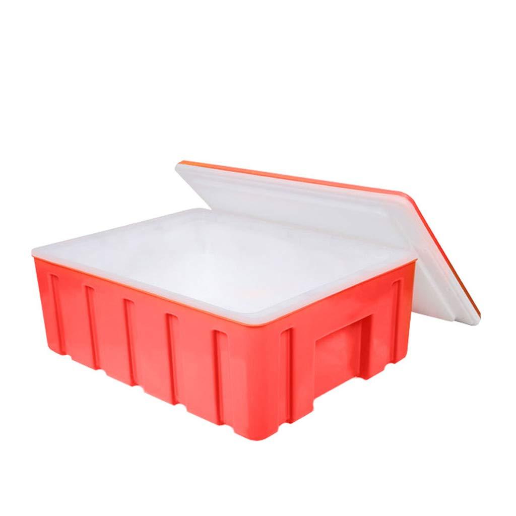 MLXBWH Isolierbox, Bequemer Kühler Kastennahrungsmittelumwandlungskasten-Nahrungsmittelinkubator-Mitnehmerlieferungskasten Im Freien
