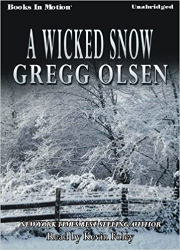 A Wicked Snow by Gregg Olsen (Emily Kenyon Series, Book 3) from Books In Motion.com