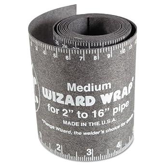 flange wizard 496 ww 17 ww 17 wizard wraps 3 7 8 x 60 heat