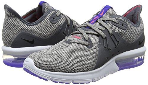 Femmes Chaussures Air 013 Pour Gris 3 Sequent Black Max Nike Pied De Course Grey Particle dk zdKqBp