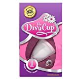 Diva Menstrual Cup, Model 1 Pre-Childbirth - 1 Ea, 12 Pack by DIVA CUP