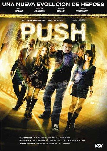 Push (Ed.Esp.) (Import Movie) (European Format - Zone 2) (2009) Dakota Fanning; Camilla Belle; Chris Evans;
