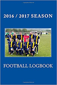 Football Season Logbook